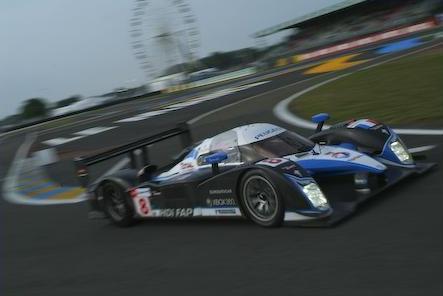 El trío de Peugeot manda sin sorpresas en Le Mans