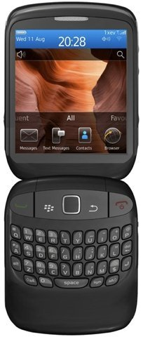 BlackBerry Clamshell 9670, el prototipo luce posible nuevo rostro