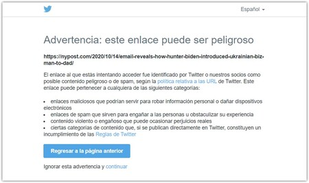 Https Twitter Com Safety Unsafe Link Warning Uns