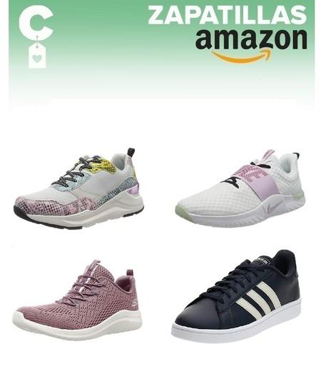 Efectivamente terraza extremidades  Chollos en tallas sueltas de zapatillas Nike, Adidas o Skechers por menos  de 40 euros en Amazon