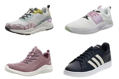 Chollos en tallas sueltas de zapatillas Nike, Adidas o Skechers por menos de 40 euros en Amazon