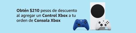 Promoción de Xbox en el Hot Sale 2021 en Amazon México