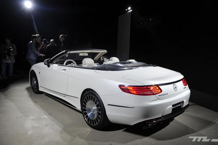 Mercedes-Maybach S 650 Cabrio, en exclusiva desde Los Ángeles: sólo 300 unidades y 300.000 euros