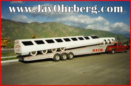 American Dream Ohrberg Transporte
