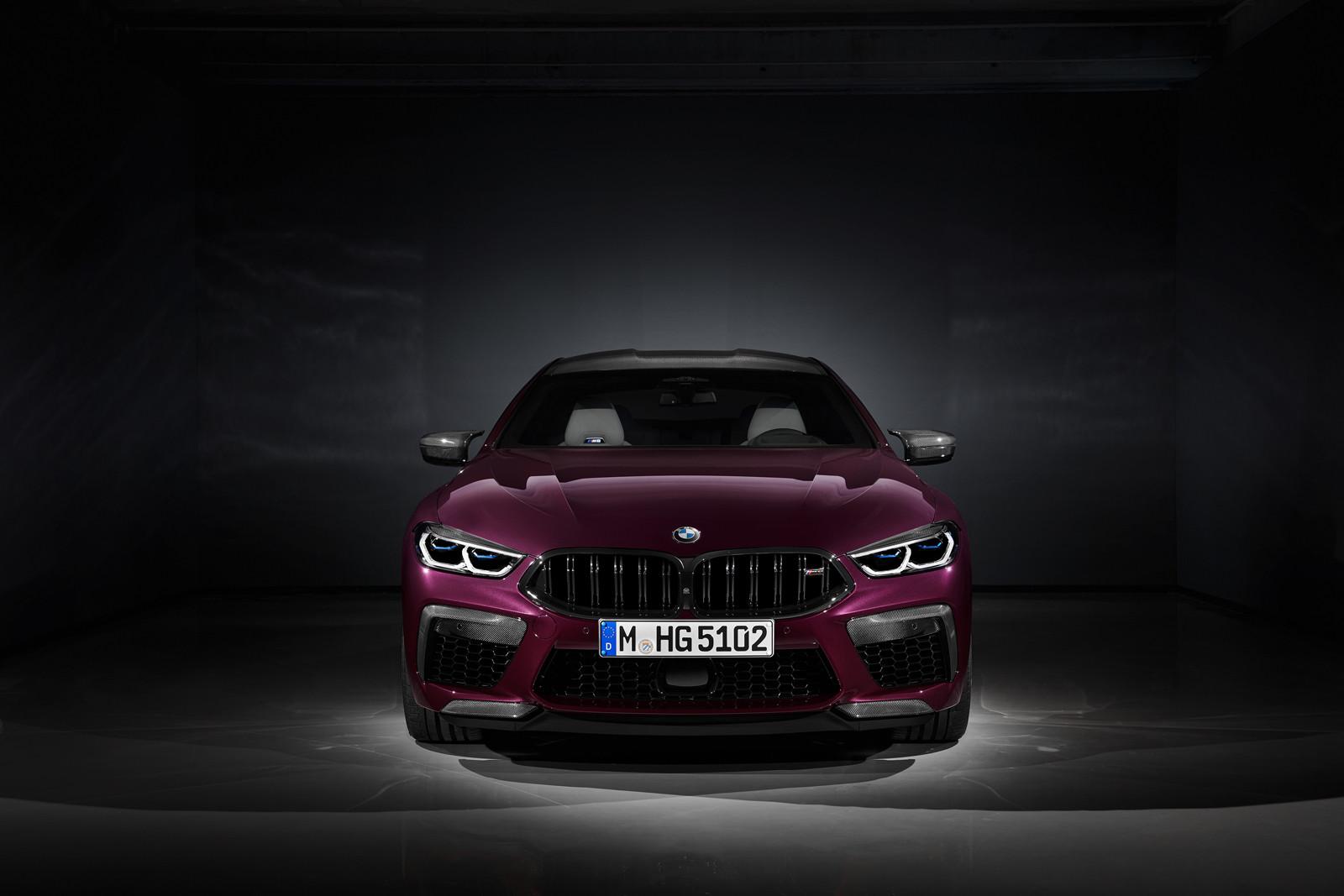 Foto de BMW M8 Gran Coupé 2020 (75/89)