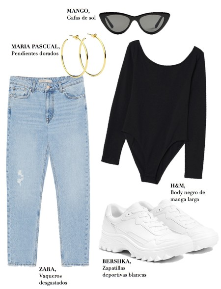 Outfit Gigi Hadid Low Cost