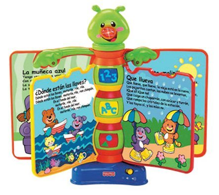 Libro Interactivo Fisher-Price