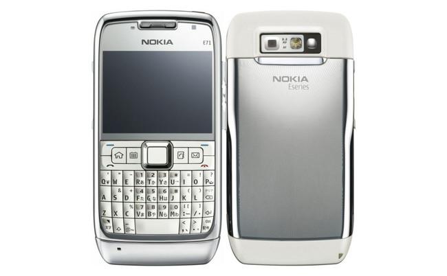Nokia E71, el misterioso Nokia con teclado físico que se cuela en las quinielas para el CES 2018