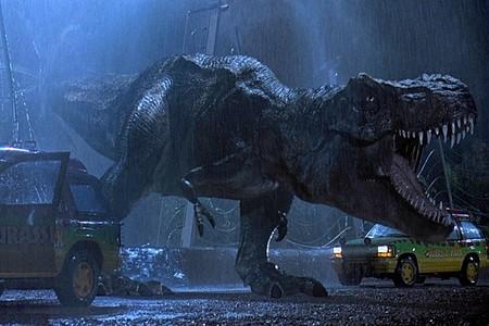 El primer T. Rex de las primeras películas