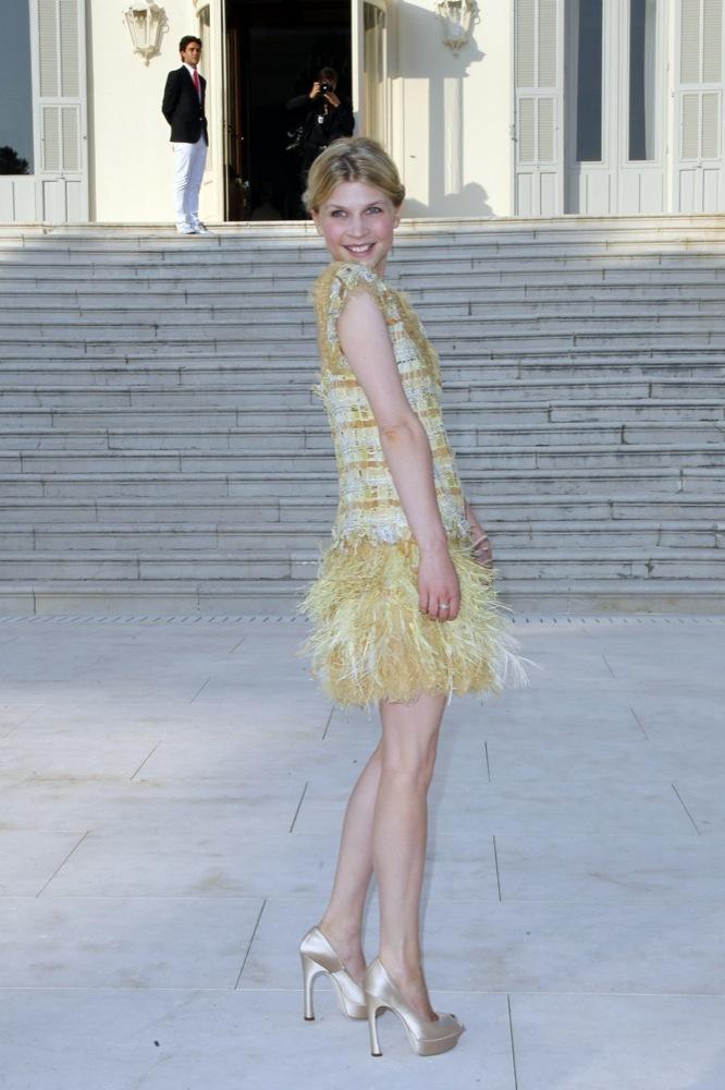 Foto de Las bellezas fieles de Chanel en el front row de la colección Crucero 2012 (12/23)