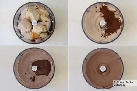 Pudding Vegano. Pasos
