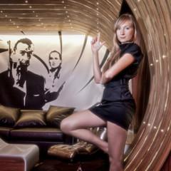 Foto 7 de 10 de la galería la-suite-007-del-hotel-seven-en-paris en Decoesfera