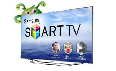 Exploit Samsung SmartTV