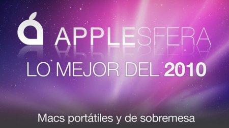 Lo mejor del 2010 en Applesfera: Macs portátiles y sobremesa