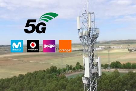 Así avanza la cobertura móvil 5G de Movistar, Vodafone, Orange y MásMóvil en 2021: todas las tarifas compatibles