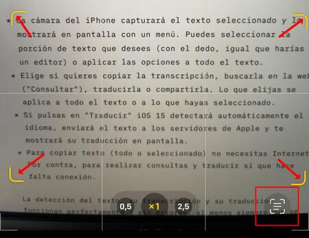Traducir Texto Ios 15