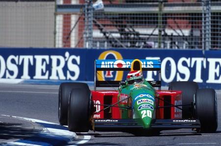 Nelson Piquet Formula1 Australia 1990
