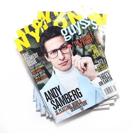 El papel (aún) no ha muerto: la revista NYLON Guys será relanzada el próximo año