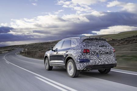 Volkswagen Touareg 2019 Teaser 9