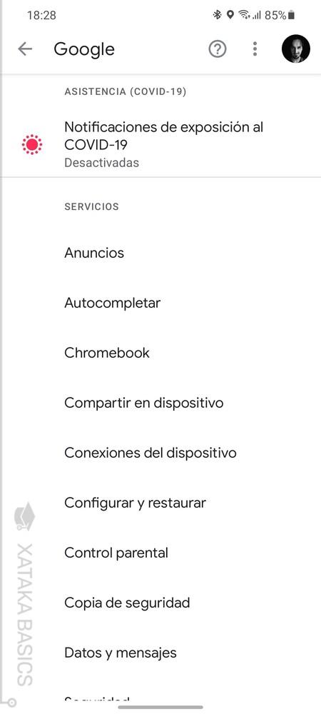 Opt Google