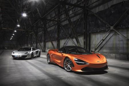 ¡Adiós a la saga del McLaren 12C! Los McLaren 720S ya han empezado a producirse