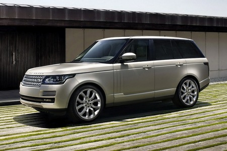 Primeras imágenes del nuevo 2013 Range Rover