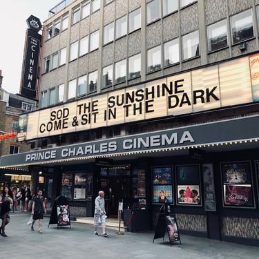 El mejor cine del mundo está en Londres