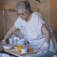 Tráiler y fecha de estreno de 'Vitals': la docuserie de HBO se adentra en un hospital de Barcelona en plena primera ola del coronavirus