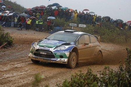 Rally de Portugal 2012: después de la tormenta llega la remontada