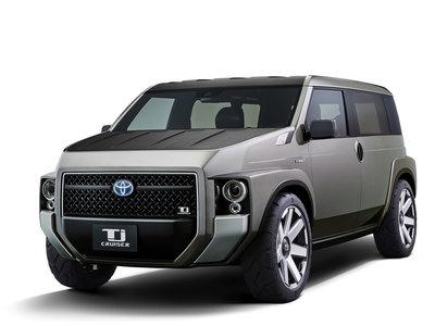 El Toyota TJ Cruiser Concept es justo como un verdadero SUV aventurero debería ser