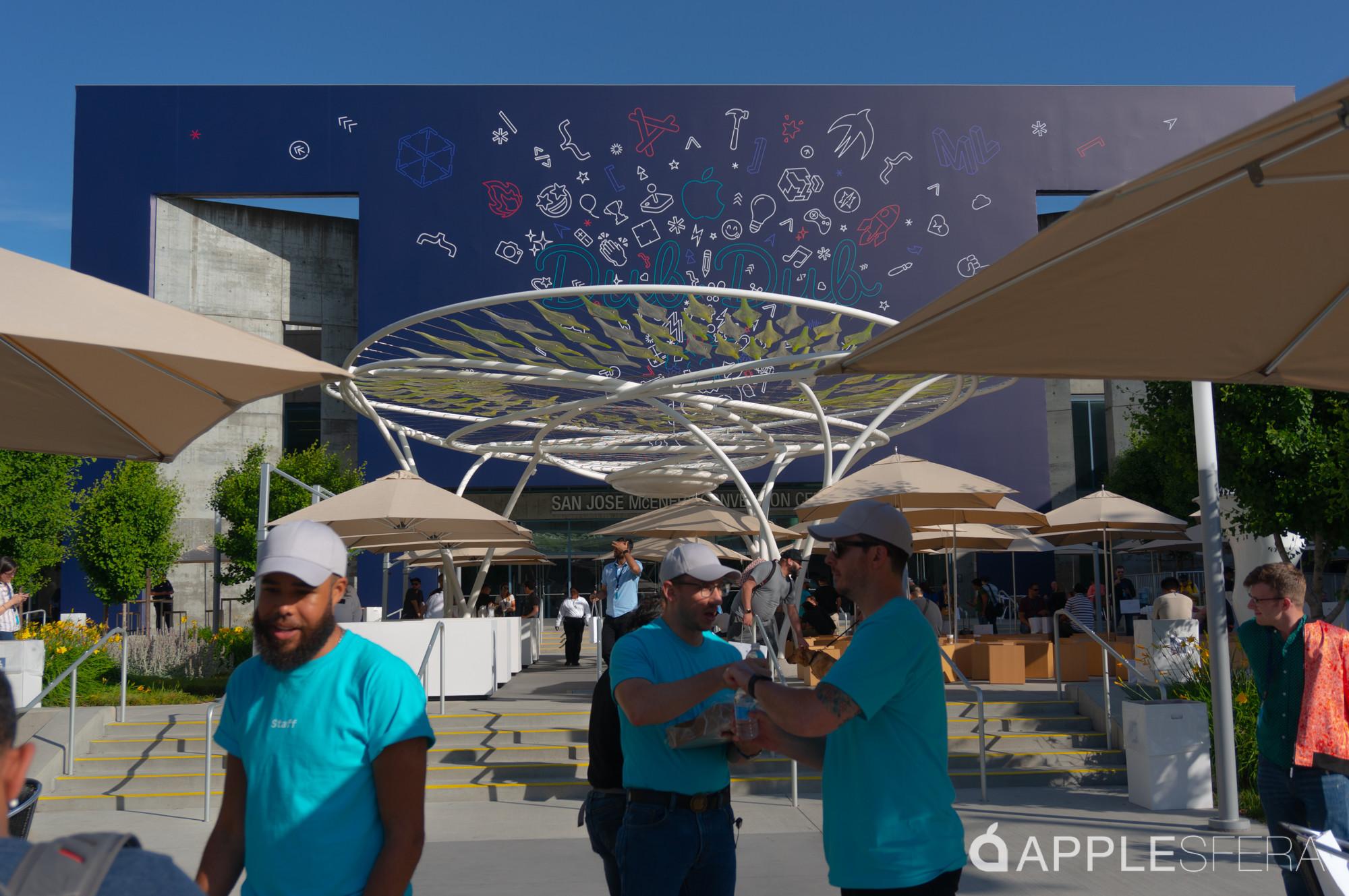 Foto de WWDC19 McEnery Center (11/35)