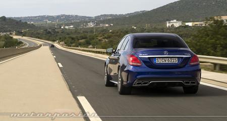 Mercedes-AMG C 63, toma de contacto