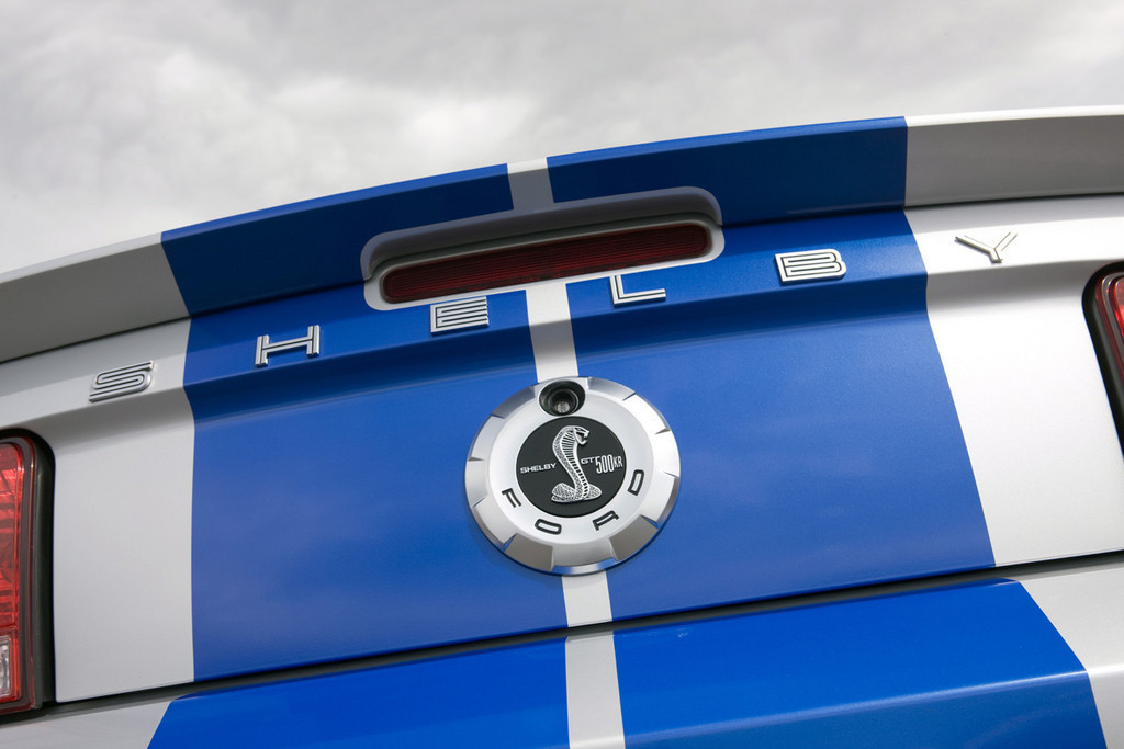 2008 Shelby Mustang Gt500kr 20 50