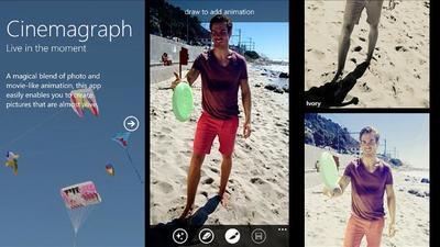 Ya está disponible Lumia Cinemagraph Beta con las nuevas formas de almacenar y compartir cinemagraphs