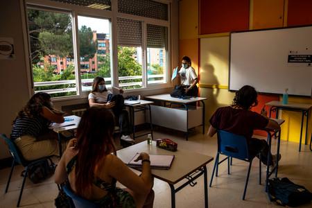 """""""Se ha roto la rutina del curso"""": cómo afrontan los alumnos la Selectividad más incierta y caótica"""