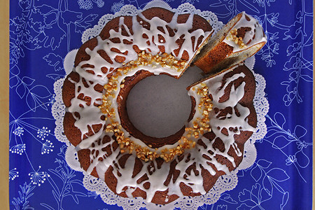 Bundt Avellana