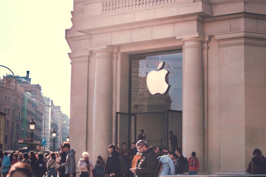 Apple se situa en el puesto 71 de la lista de mejores negocios en los que laborar de Glassdoor