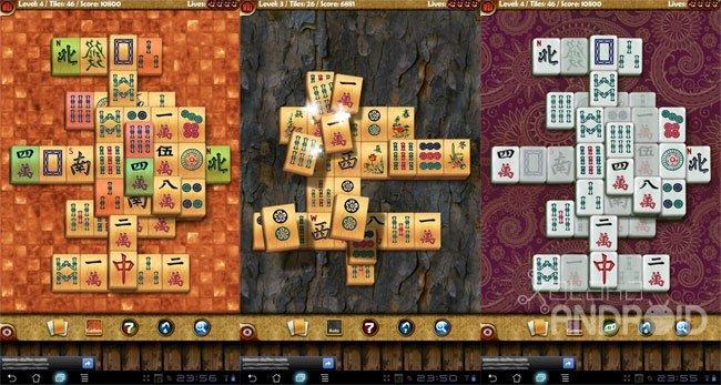 Random Factor Mahjong