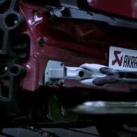 Renault Mégane RS + Akrapovic, así ganará al SEAT León Cupra en el 'ring