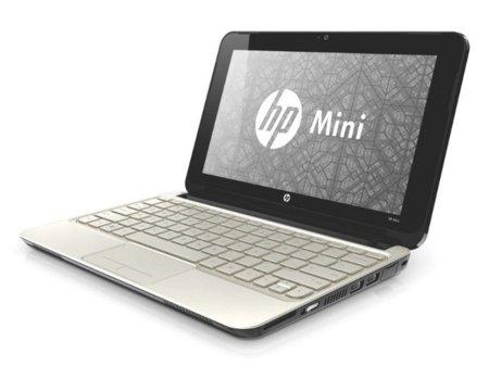 HP Mini 210, dos nuevos diseños disponibles