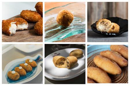28 restaurantes para comer las mejores croquetas de Madrid (y para celebrar el día de la croqueta en cualquier momento)