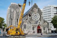 La catedral de Christchurch será desmontada debido a los daños ocasionados por el terremoto