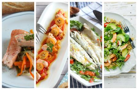 """El menú con el que conseguí """"ponerme a dieta"""", pero sobre todo cambiar mi forma de comer y ser feliz (y yo adoro comer)"""