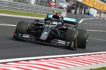 Bottas Hungria F1 2020