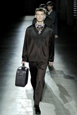 Prada, Otoño-Invierno 2011/2012 en la Semana de la Moda de Milán
