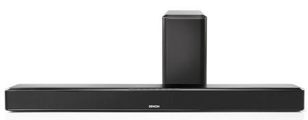 Denon DHT-S514, barra de sonido con Bluetooth y subwoofer inalámbrico
