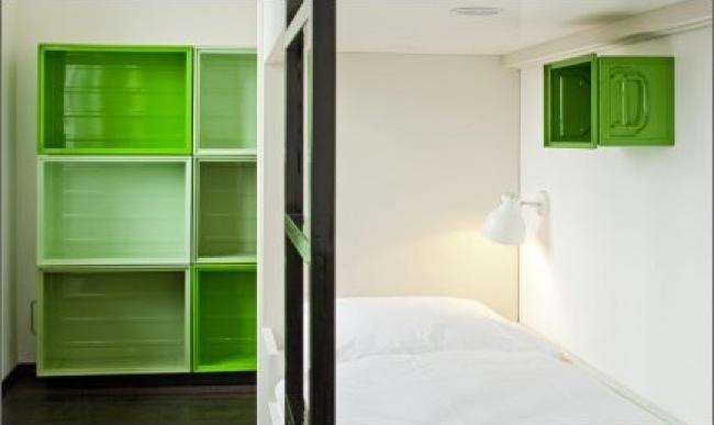 Foto de Decoración con estilo para hoteles de bajo coste (1/5)