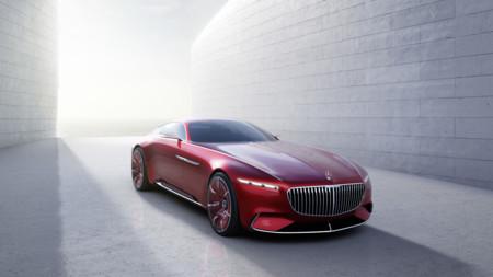 Este Vision Mercedes-Maybach 6 es lo que tendría que haber sido Maybach desde el principio
