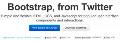 Diseñando tu nuevo proyecto web con Bootstrap 2.0