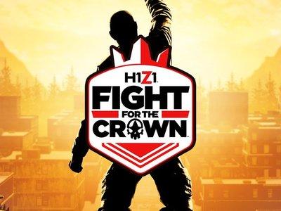 The CW retransmitirá un torneo de H1Z1 que repartirá 300.000$